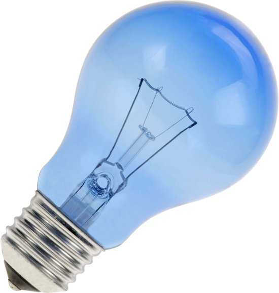 Standaardlamp daglicht 100W grote fitting E27