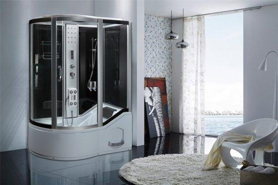sanifun whirlpool stoomcabine marino 1500 x 900
