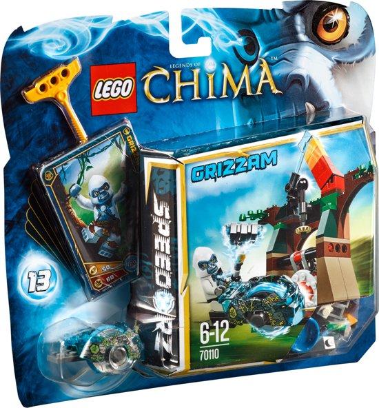 Lego legendes van Chima speed dating
