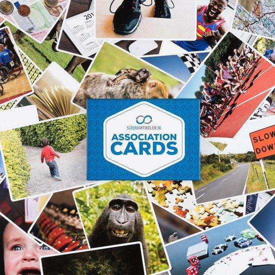 Associatiekaarten - Coachkaarten - Fotokaarten