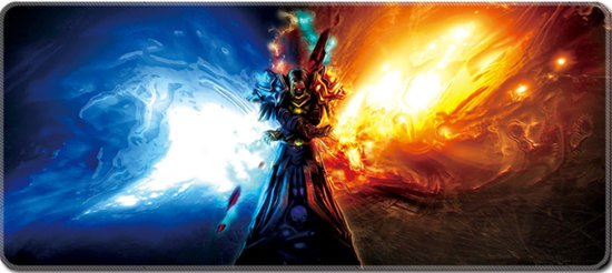 Afbeelding van World of Warcraft Gaming Muismat - Mousepad - WoW - World of Warcraft - Legion - L70 x B30 - Battle For Azeroth