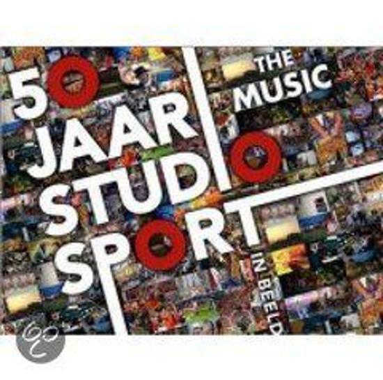 nos sport 50 jaar bol.| 50 Jaar Studio Sport   The Music, Various | CD (album  nos sport 50 jaar