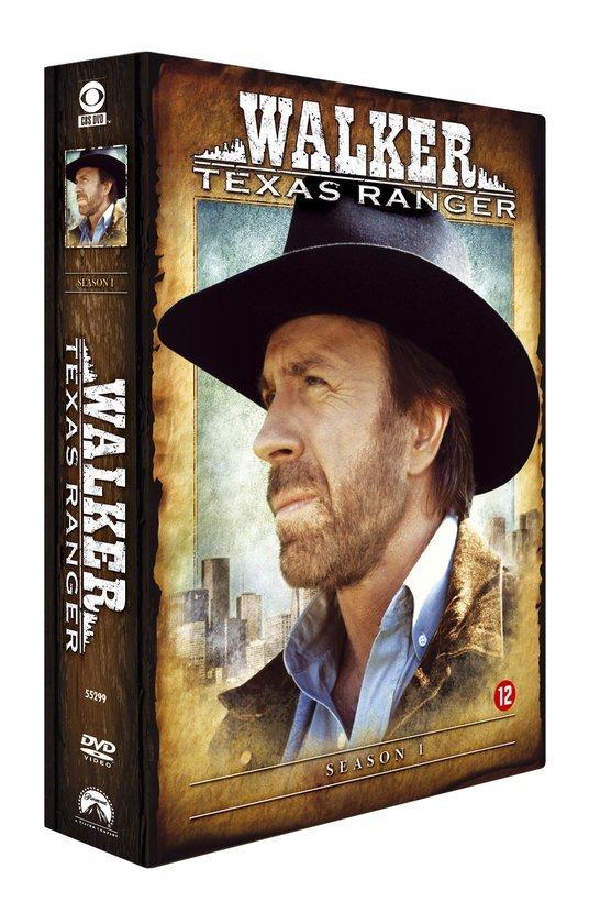 Cover van de film 'Walker Texas Ranger'