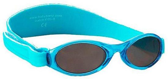 b45b5b94b0967d KidsBanz UV zonnebril Kinderen - Aqua - Maat 2-5 jaar