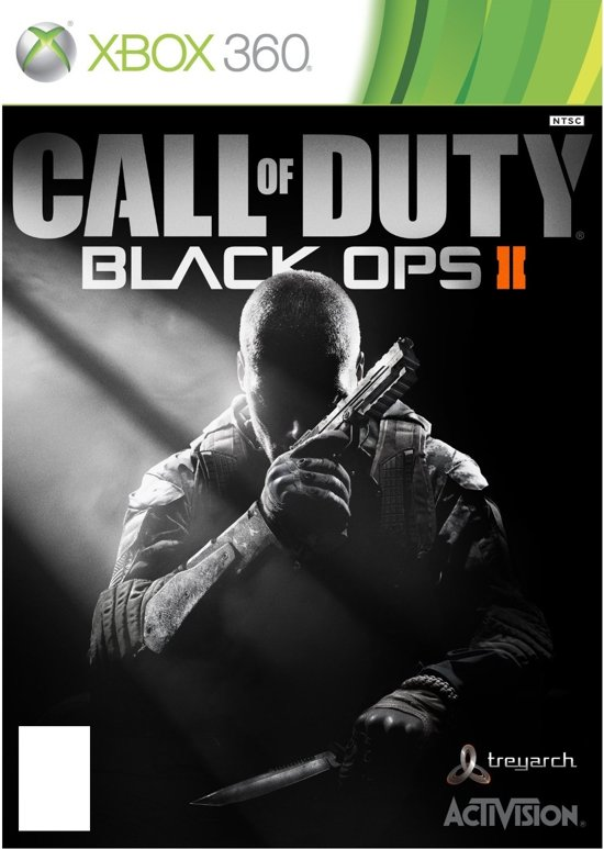 Call Of Duty: Black Ops 2 - Xbox 360 (Xbox One Compatible)