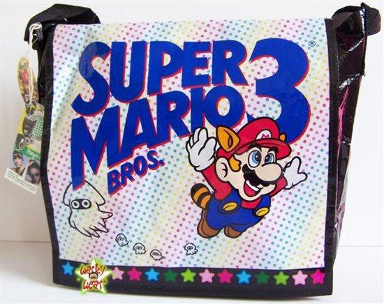 Super Mario bros 3 - shoulderbag