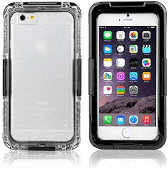 Waterproof case Zwart iPhone 6 4.7