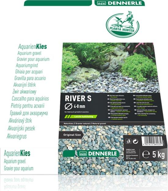 Dennerle Plantahunter River natuurgrind - Formaat: 4-8 millimeter
