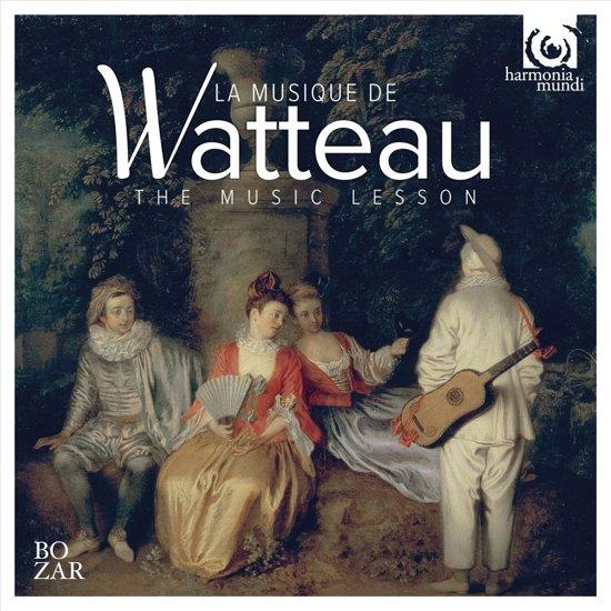 La Musique De Watteau-Music Lesson