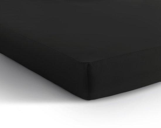 Home Care Boxspring Hoeslaken - Tweepersoons - 180 x 220 cm - Zwart