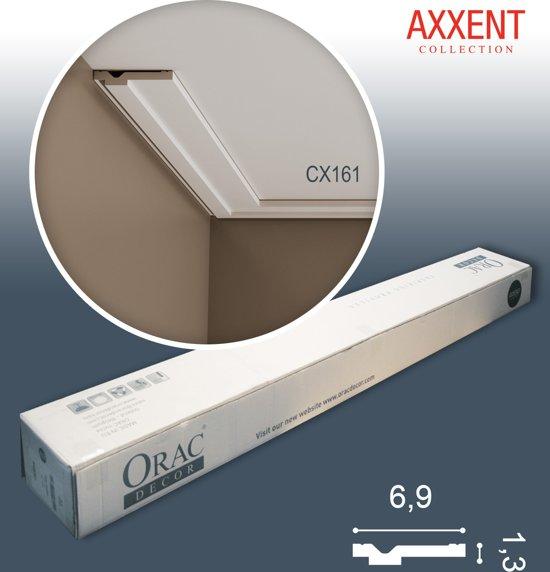 1 doos 42 Kroonlijsten Origineel Orac Decor CX161 AXXENT Plafondlijsten Sierlijsten 84 m