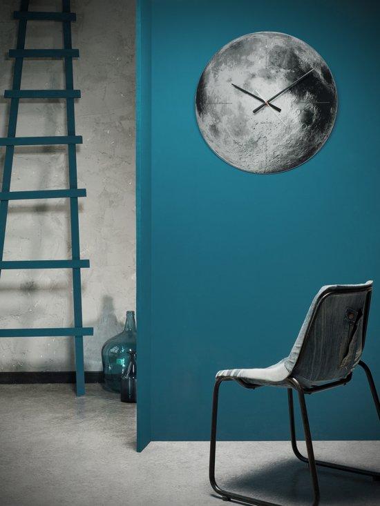 Karlsson Moon Wandklok à 60 cm