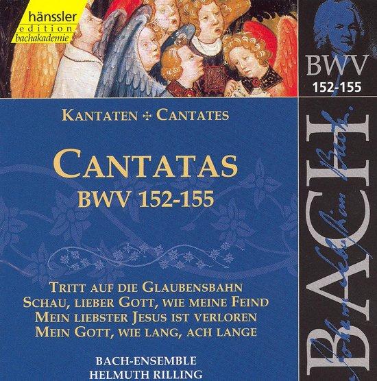 Cantatas Bwv152-155(Tritt Auf Die G