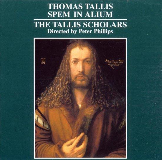 Tallis: Spem in Alium etc / The Tallis Scholars