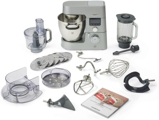 Kenwood Cooking Chef Gourmet KCC9060S - Keukenmachine