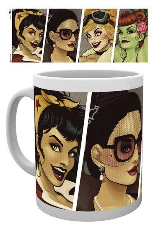DC Comics Bombshells: Quad Mug