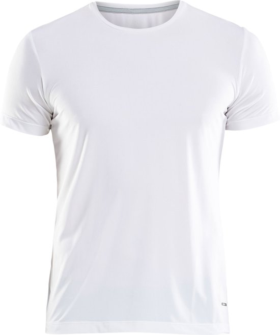 Craft Essential Rn Ss Sportshirt Heren - White