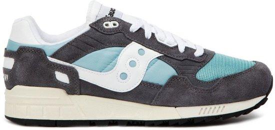 Sneakers 40 Saucony 5000 Maat blue Shadow 5 Vintage Grey white Heren xttq4Uwn