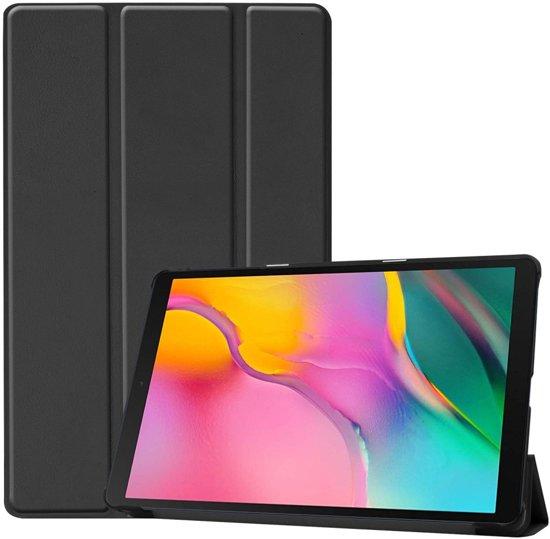 Samsung Galaxy Tab A 10.1 (2019) Hoesje - Smart Book Case - Zwart