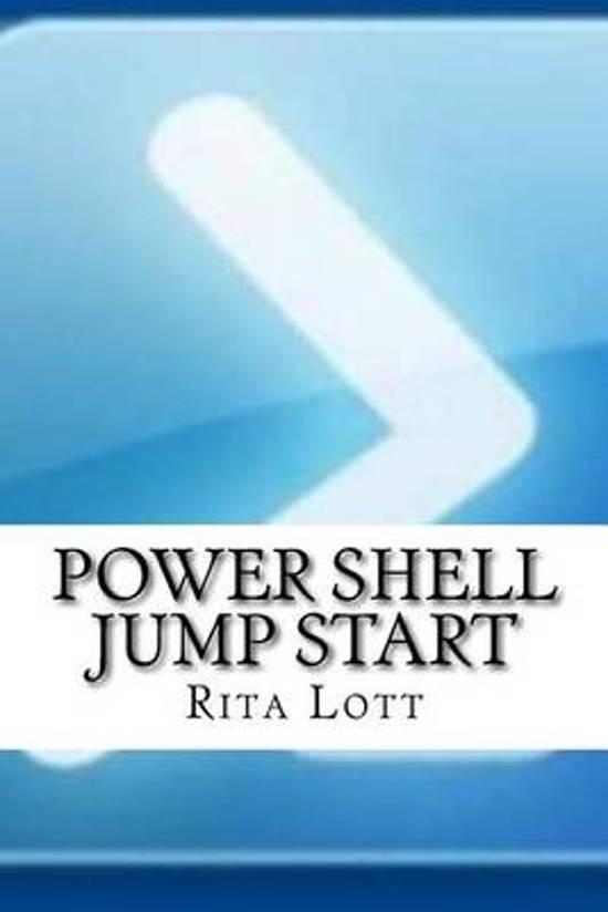 Power Shell Jump Start