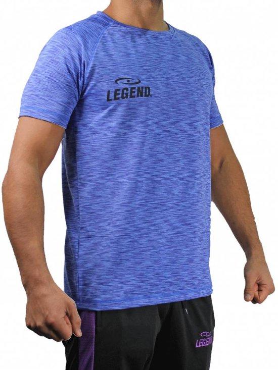 Dryfit Trendy L Blauw Legend Sportshirt wkXN8ZnO0P