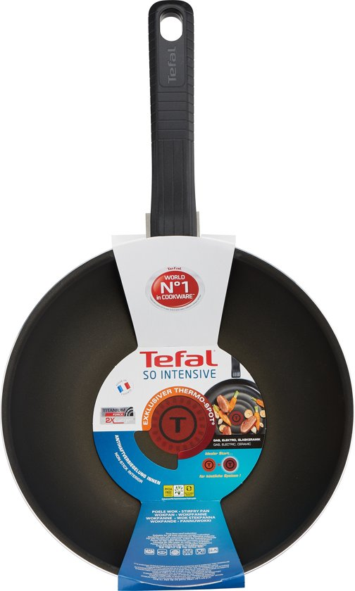 Tefal So Intensive Wokpan 28 cm