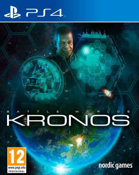 Battle Worlds Kronos PlayStation 4
