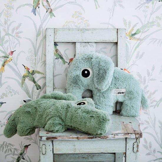Knuffel Elphee Blauw Done By Deer