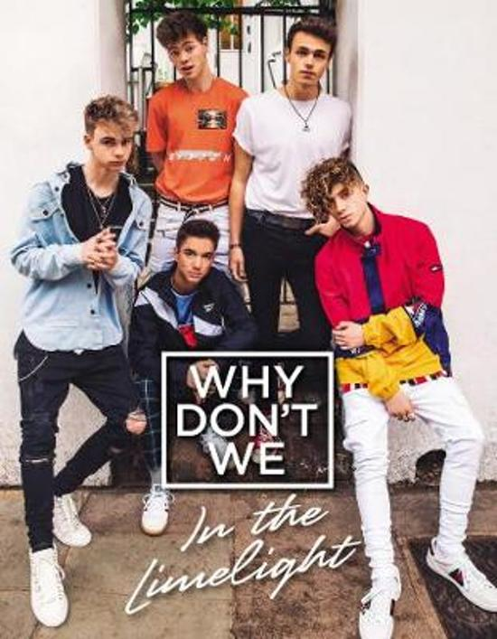 Boek cover Why Dont We van Why DonT We (Hardcover)