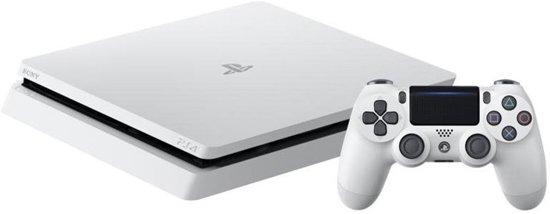 Sony PlayStation 4 Slim Console - 500GB Slim - Wit