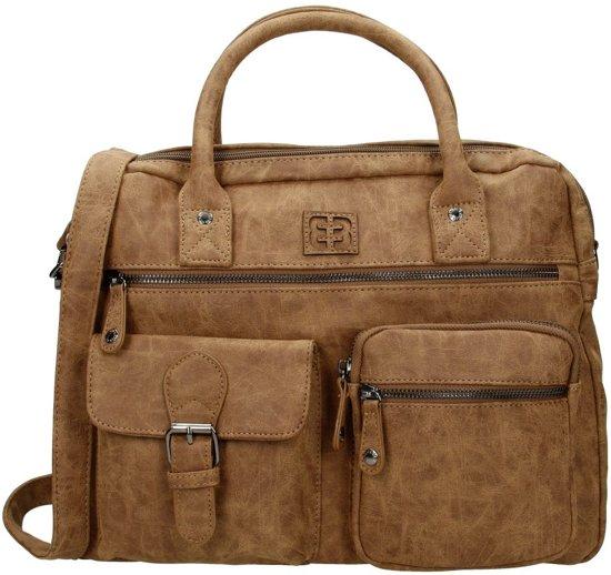 30351e16ad9 bol.com   Enrico Benetti Ardeche - Handtas 66101 - Midden bruin