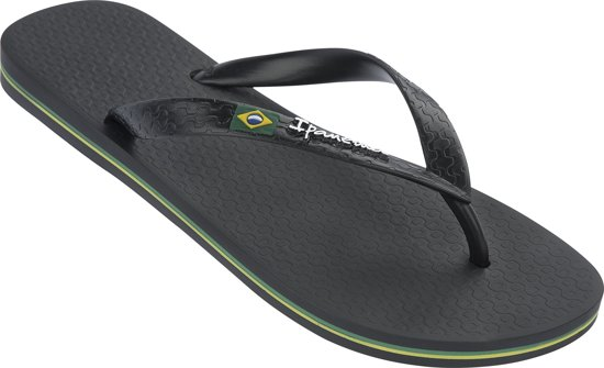 Ipanema Classic Brasil Slippers - Men - Black