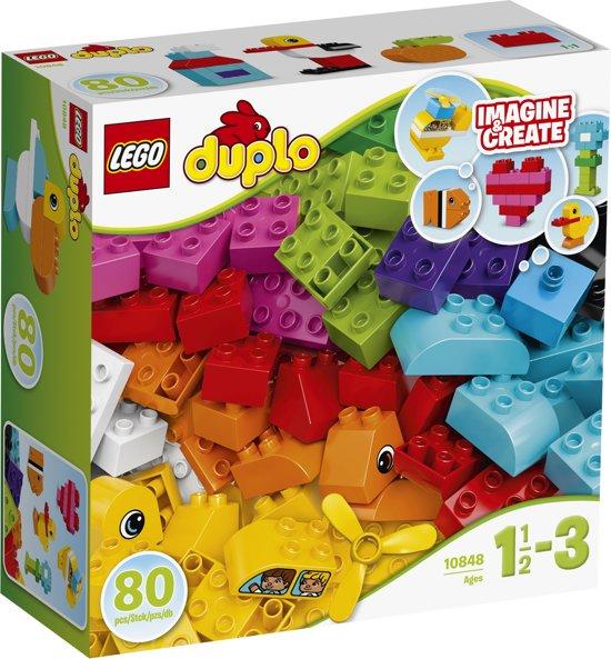 Ongebruikt bol.com | LEGO DUPLO Mijn Eerste Bouwstenen - 10848, LEGO | Speelgoed UC-16