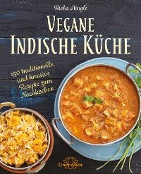Boek cover Vegane Indische Küche van Richa Hingle (Onbekend)