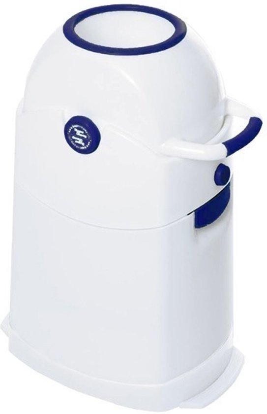 Diaperchamp regular - Luieremmer - Wit