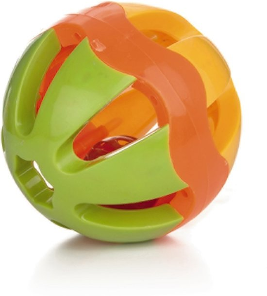 Pet Products Plastic Wiggle Bal 13cm