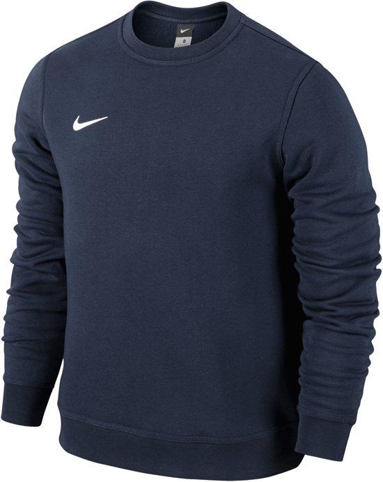 Nike Team Club Sweater Heren Sporttrui - Maat XL - Mannen - blauw
