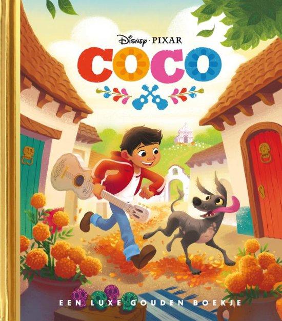 Boek cover Gouden Boekjes - Coco van Disney Pixar (Hardcover)