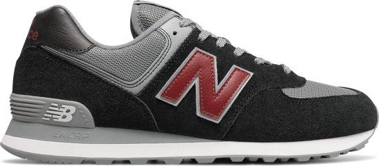 New Balance 574 Sneakers Heren zwart maat 45