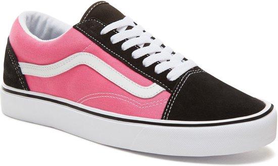 wit Maat Vrouwen 40 zwart Vans Sneakers Roze gU6zqxYw