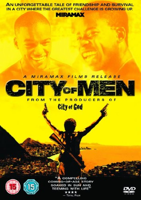 Cover van de film 'City Of God'