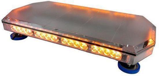 60CM LED light bar oranje zwaailicht werklicht