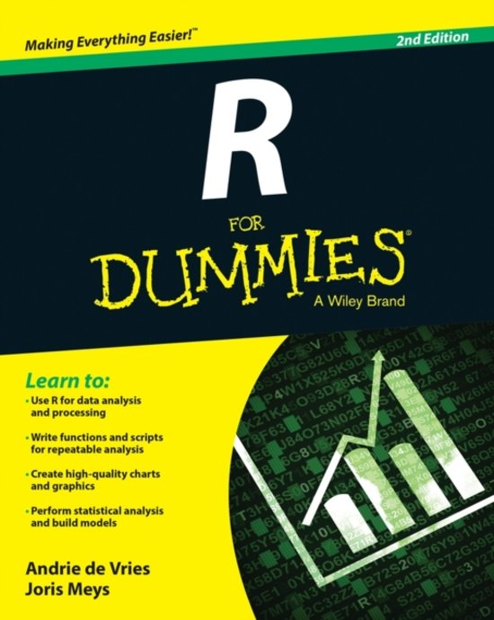 R For Dummies - Andrie De Vries