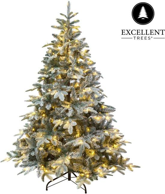 Kerstboom Met Verlichting.Kerstboom Excellent Trees Led Otta 180 Cm Met Verlichting Luxe Uitvoering 320 Lampjes