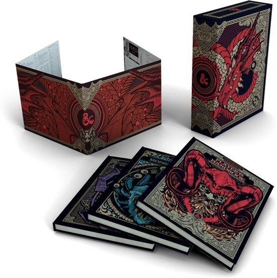 D&D Core Rulebook Gift Set Alt. Art Limited Ed.