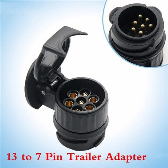 Pleasing Bol Com Tirol 13 To 7 Pin Trailer Adapter Plastic Trailer Wiring Wiring Database Plangelartorg