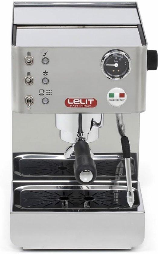 Lelit PL41LEM Jaren '50 Anna Halfautomatische Espressomachine