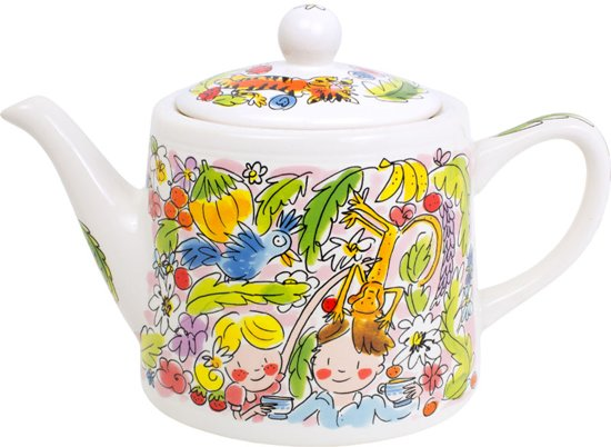 Blond Amsterdam Paradise Theepot - 1,5 l