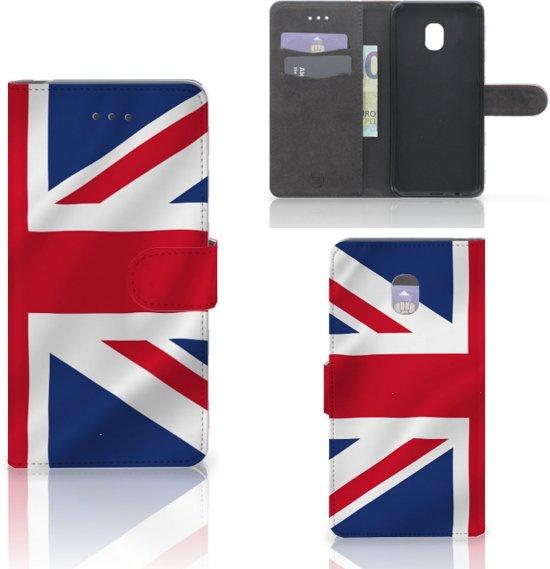 Bookstyle Case Samsung Galaxy J7 (2018) Groot-Brittannië
