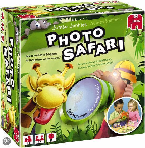 Fot safari Gezelschapsspel